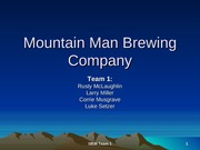 Mountain Man Brewing Company 2