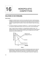 ch16-Monopolistic Competition - 5th ed