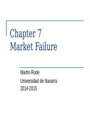 7) Market Failure.ppt