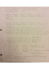 Polynomial and Power Functions Questions