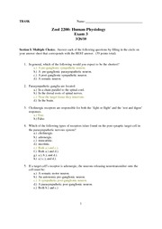 h phys spring '10--exam 3--answer key
