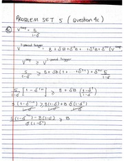 Problem Set 5 Question 4c