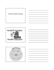 Health education and health promotion-Sumner