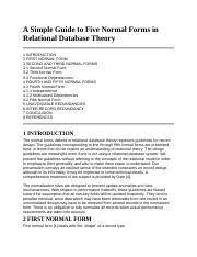 simple-guide-to-five-normal-forms-in-relational-database-theory