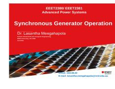 EEET2380-81-Lecture_6-Synchronous Generator Operation.pdf
