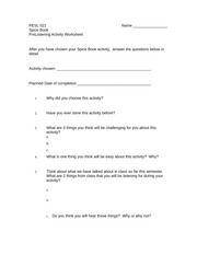Spice Book Prelistening Activity Worksheet-6