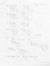 Page 440-441 Triangle Math Homework Solutions