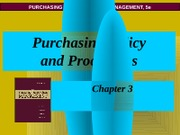 001bM-Chapter 3 Purchasing Policy