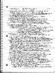Notes, shakes3