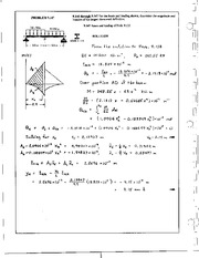 1157_Mechanics Homework Mechanics of Materials Solution