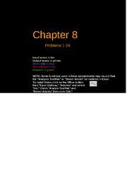 Copy of FCF 9th edition Chapter 08