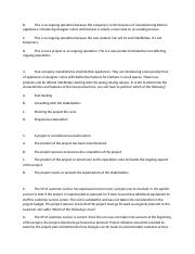 Project Management Notes (Page 21-22)