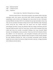 Makalah Seminar Msdm Docx Perencanaan Dan Pengembangan Karier Studi Kasus Pada Pt Unilever Indonesia Tbk Makalah Disusun Untuk Memenuhi Tugas Course Hero