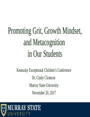 IifCAwgOQYe22pP2SBlB_Clemson grit, gowth mindset and metacognition.ppt
