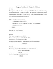 Suggested problems_Chp 5_sol
