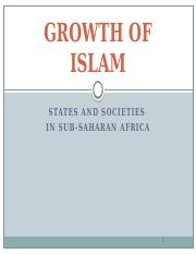 Growth of Islam-Africa-1