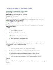 1.9 The Third Bank of the River Quiz.docx