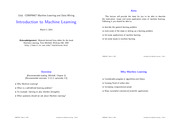 1.2.Introduction to Machine Learning