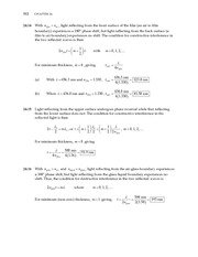 10_Ch 24 College Physics ProblemCH24 Wave Optics