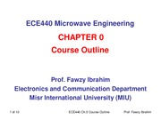 ECE440 MW Chapter_0_Course Outline