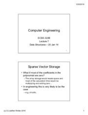 Lecture 7 Data Structures 20 Jan 14 annotated