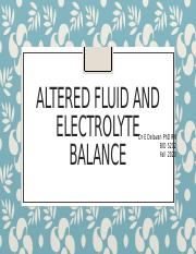 Altered Fluid and Electrolyte balance.pptx