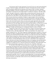 Eng 2253 Take Home Final Essay