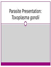 Parasite Presentation for MIcrobiology  1.pptx