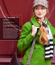Magazine Example InDesign