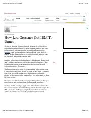 How Lou Gerstner Got IBM To Dance.pdf