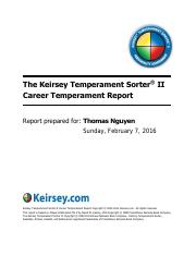 Keirsey 's Report.pdf
