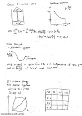 Isothermal Expansion Notes