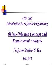 Lecture 2 CSE 360 Fall 2015 - OO Concepts and Requirement Analysis(2).pdf