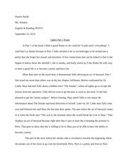uglies scott westerfeld essay
