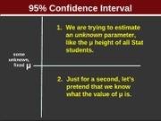 Ch10 - Confidence Intervals Presentation