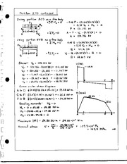 557_Mechanics Homework Mechanics of Materials Solution