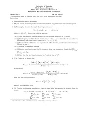 STAT_371_Assignment_4_W_2013