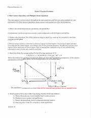 Solutions_Exam 2 Practice problems_2017