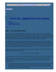 node12 Lab 5 - ACF and PACF Plots   STAT 510 - Applied Time Series Analysis