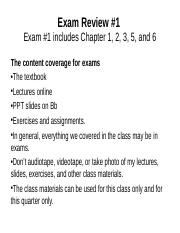 Exam Review #1 online v3.ppt