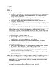 Joseph Dye Unit 3 homework MGMT 341.docx