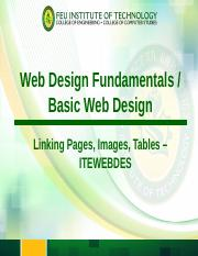 Module 4 - Linking Pages, Images, Tables.pptx