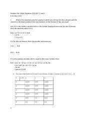 Problem Set 4 with Solutions.docx
