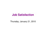2060 09 10 Job Satisfaction no notes