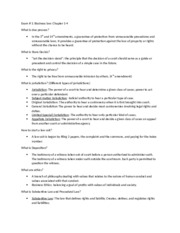 Exam#1-business law-review sheet