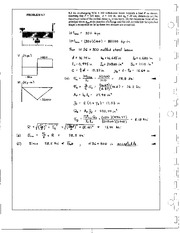 918_Mechanics Homework Mechanics of Materials Solution