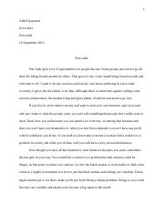 final project part v global economic crisis speech final  2 pages trade essay