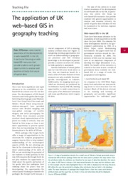 TeachingGeographyGIS