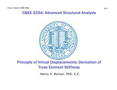 13 - Principle of Virtual Displacements - Derivation of Truss Element Stiffnesses.pdf