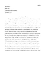 paper 1 american government